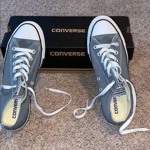 Gray Converse New in Box